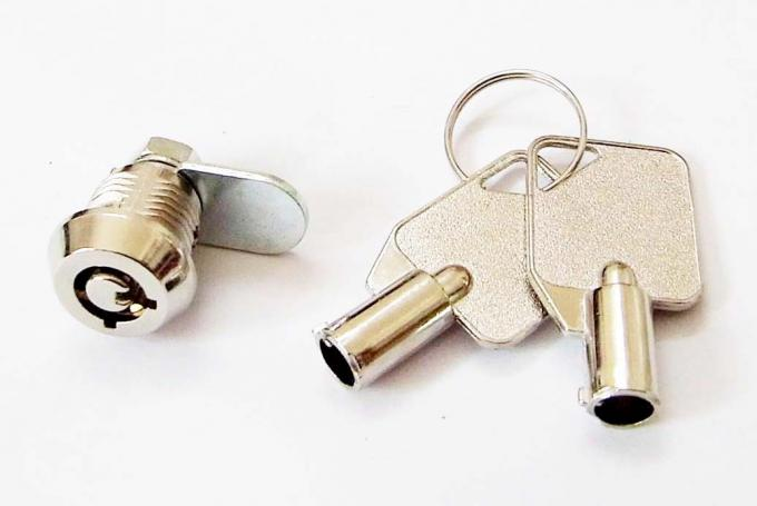 4 Pins Tubular key Small cam locks