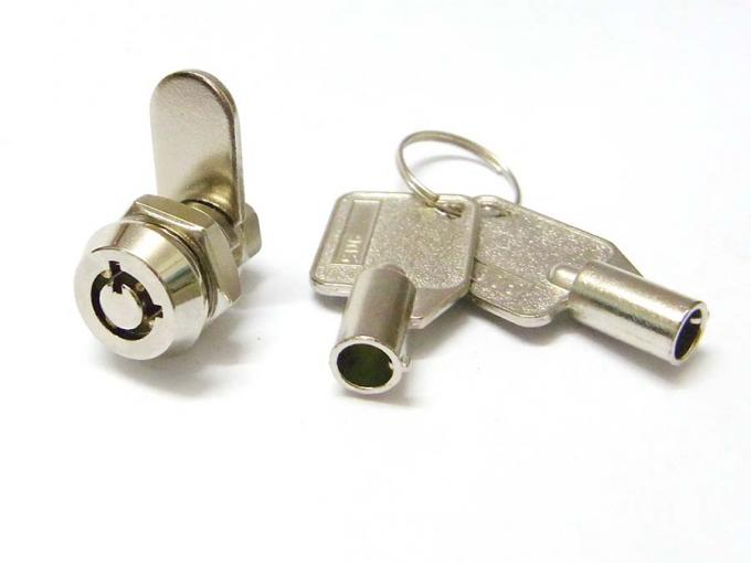 MS905 Small Tubular key Cam Locks Small Cam Locks