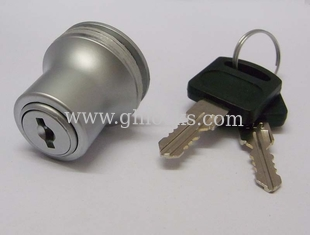 High Quality 231 Push Type Sliding Glass Door Lock from China