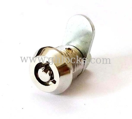 China 4 Pins Tubular key Small cam locks supplier