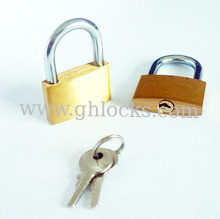 China Brass Combination Padlock supplier