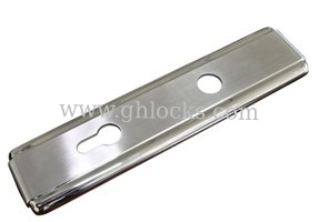 China Stainless Steel Cover for Handle Locks supplier