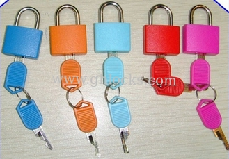 China Mini Plastic Lock/20MM Mini Lock supplier