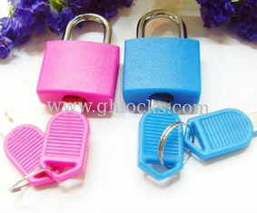 China 20MM Mini Plastic Lock/Bag Lock/20MM Mini Lock supplier