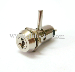 China Tubular dual function switch cam lock supplier
