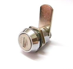 China Cam Locks with dust shutter for Furniture with Master Key supplier