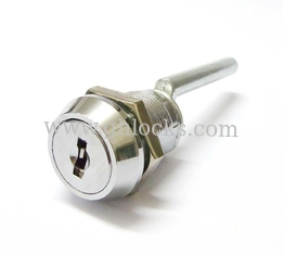 China Metal File Cabinet Locks with long bar supplier
