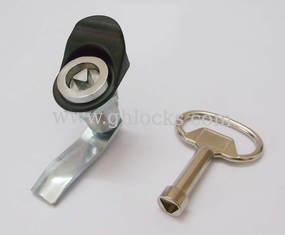 China Quarter turn cam lock Compression Metal Cabinet door lock electronic cabinet lock supplier
