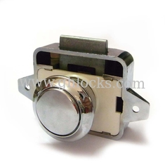 China push button cabinet latch for rv/motor home Cupboard Caravan Lock for Cupboard push latch supplier