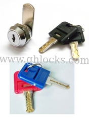 Master Key System Flat Key Cam Locks for Drawer Intel Box with Change Cylinder System from China