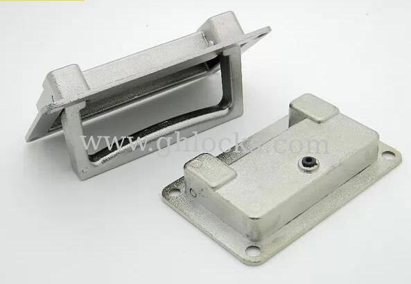 Furniture Concealed Cabinet Pulls,recessed Flush Handles,concealed Flush  Pull Handle