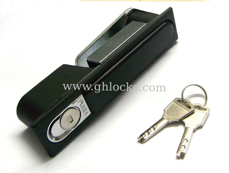 industrial cabinet latch plane lock MS818 panel lock Cabinet Locks ...