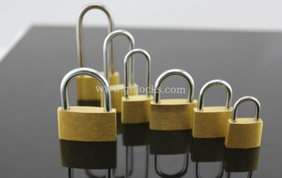 High Quality Brass Padlock 20mm,25mm,30mm,35mm 40mm Padlocks