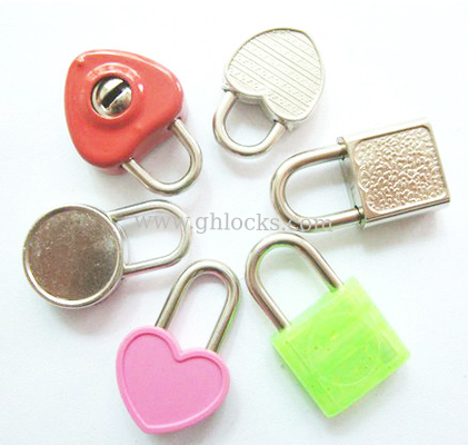 China Small Notebook Lock for Stationery factory