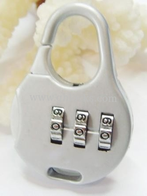 China Small PadLocks for Luggage Locks factory