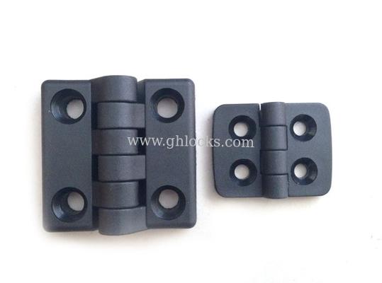 Hinge 40*30 40*40 47*47 45*60 65*65 85*100 plastic black Hinge